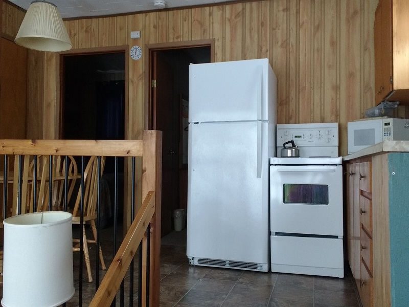 cathedral cottage 10 kitchen