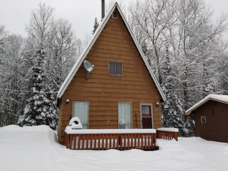 alpine cottage 12 winter exterior